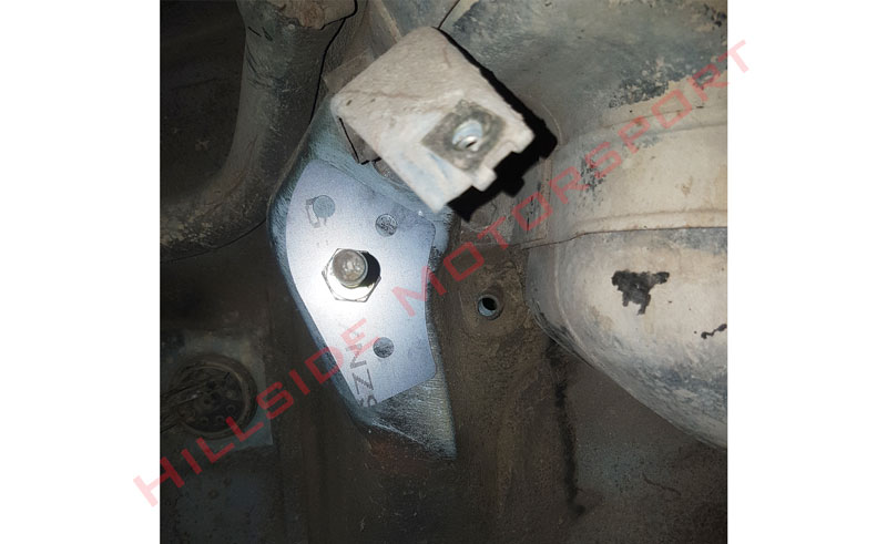 E36 Rear Subframe Reinforcement Plates